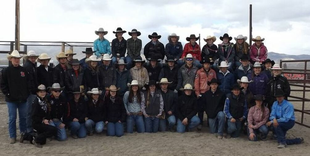 Idaho High School Rodeo District 1 District 1 Idaho High